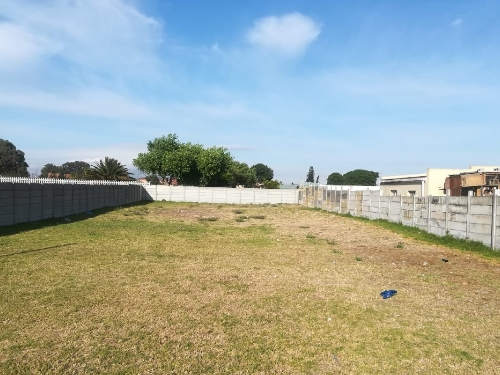 Plot for Sale in Ravensmead